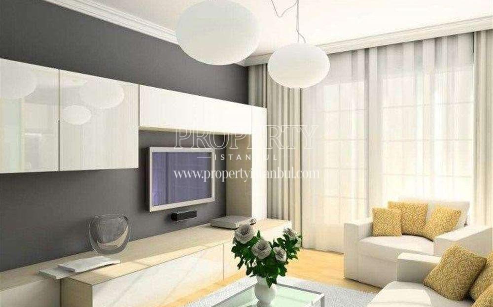 The living room in Klas Bina