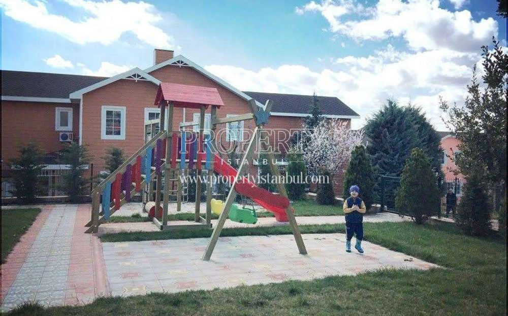 Playground in Leoland City Vİllalari