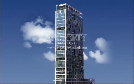 Levent Loft building