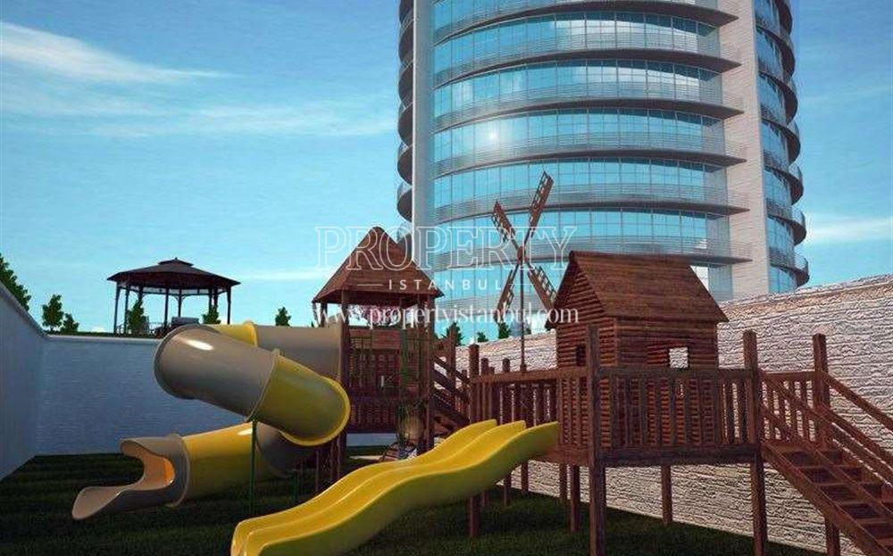 Mavi Kule playground