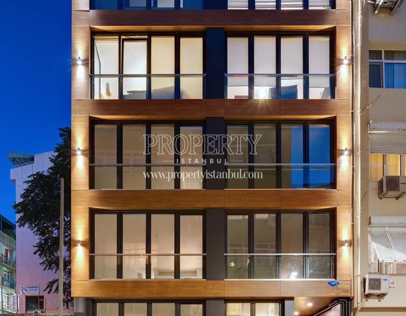 Mika Sisli 28 apartments