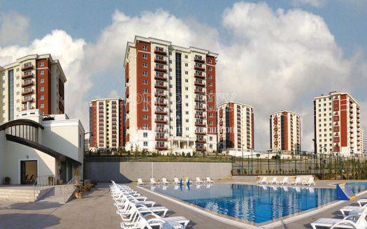 Misstanbul Evleri outdoor swimming pool