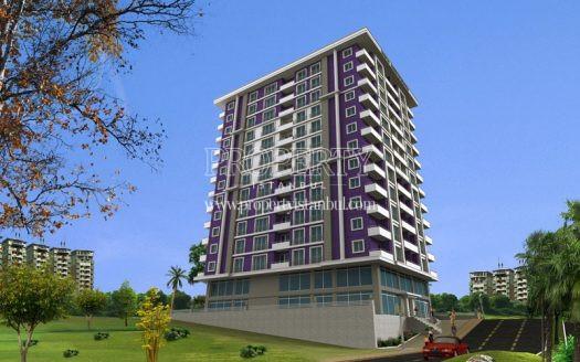 Mor Residence building