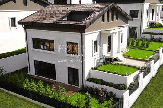 Neos Evleri houses