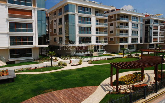 Panoramapark Moda Evleri compound