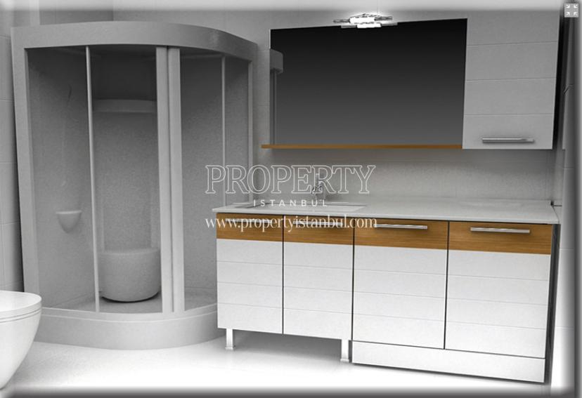 Parkverde Residence Tasdelen bathroom project