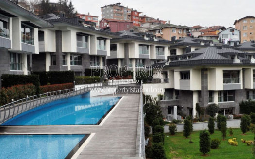 Seba Vİsta houses with the swimming pool