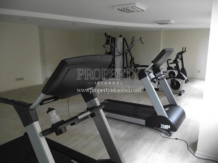 The gym in Seker Vadi Konaklari