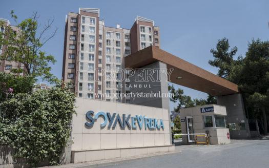 Soyak Evreka site gate