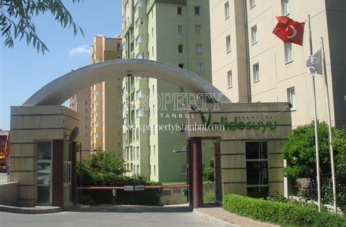Validesuyu Konutlari site gate