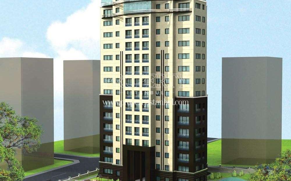 Vizyon Atasehir building