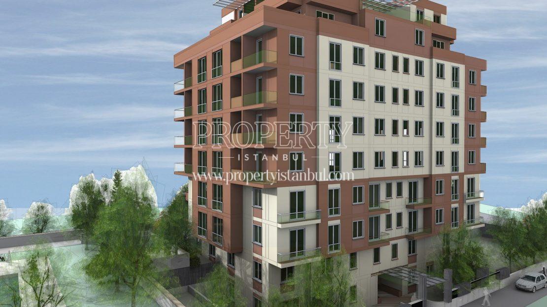 Happy Park Tasdelen Flats project