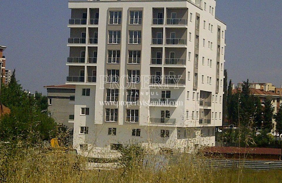 Happy Park Tasdelen Flats building
