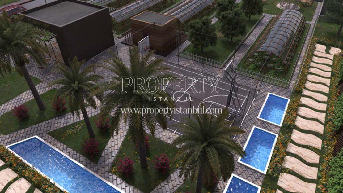 Socail facilities in Flora Topkapi compound